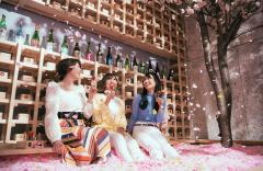 【3月27日・都内密着募集】サクラチルバーがあなたの自宅に春をお届けします!「サクラチルデリバリー」